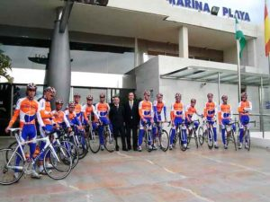 winter cycle training camps - rabobank-cycling-team